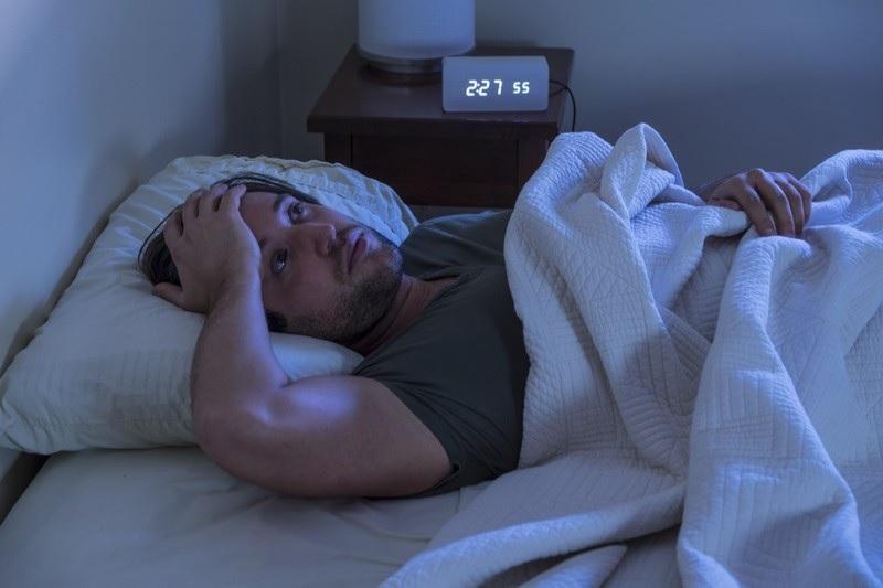 Dấu hiệu bệnh mất ngủ